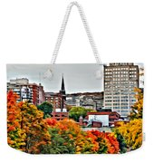 Montreal City Colors Weekender Tote Bag