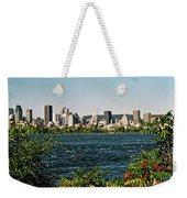 Montreal - Sur Le Fleuve  Weekender Tote Bag