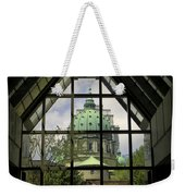 Montreal The Old Through The New Weekender Tote Bag