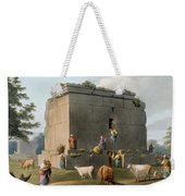Monument Between Tripoli And Tortosa Weekender Tote Bag
