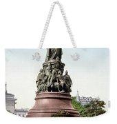 Monument Catherine II Weekender Tote Bag