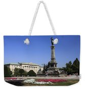 Monument Of Freedom Weekender Tote Bag