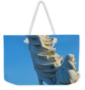 Monument To The Immigrants Statue 1 Weekender Tote Bag