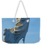 Monument To The Immigrants Statue 4 Weekender Tote Bag