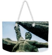 Monument To The People 0131 - Watercolor 1 Weekender Tote Bag