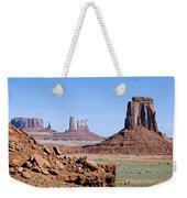 Monument Valley 10 Weekender Tote Bag