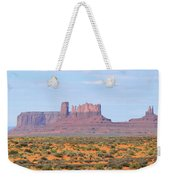 Monument Valley Area Weekender Tote Bag