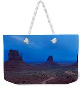 Monument Valley, Arizona Weekender Tote Bag