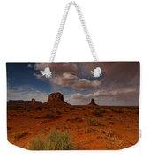 Monument Valley Desert Weekender Tote Bag