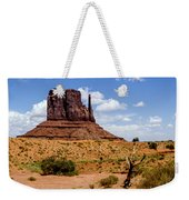 Monument Valley - Elephant Butte Weekender Tote Bag