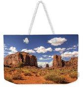 Monument Valley - North Window Overlook  Weekender Tote Bag