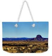 Monument Valley Region-arizona V2 Weekender Tote Bag