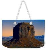 Monument Valley -utah V14 Weekender Tote Bag