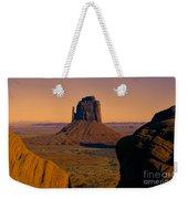 Monument Valley -utah V15 Weekender Tote Bag