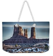 Monument Valley -utah V17 Weekender Tote Bag