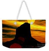 Monument Valley -utah V2 Weekender Tote Bag