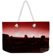 Monument Valley -utah V5 Weekender Tote Bag