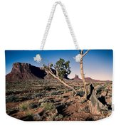 Monument Valley -utah  V6 Weekender Tote Bag