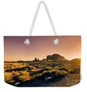 Monument Valley -utah V7 Weekender Tote Bag