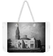 Monumental Church - 1812 Weekender Tote Bag