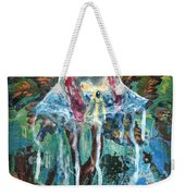 Monumental Tree Goddess Weekender Tote Bag