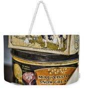 Moo Girl Weekender Tote Bag