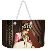 Mood Of The Orient  Weekender Tote Bag