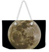 Moody Moon Weekender Tote Bag