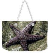 Moody Starfish I Weekender Tote Bag