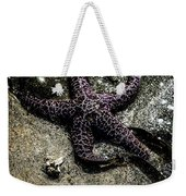 Moody Starfish Iv Weekender Tote Bag