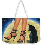 Moon Glow Weekender Tote Bag