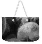 Moon Jellyfish Weekender Tote Bag
