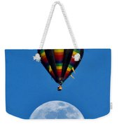 Moon Landing Weekender Tote Bag
