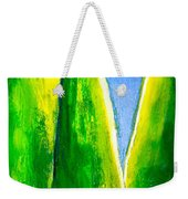 Moon-lit Night Weekender Tote Bag