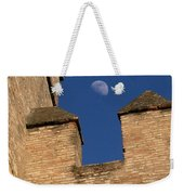 Moon Over Alcazar Weekender Tote Bag