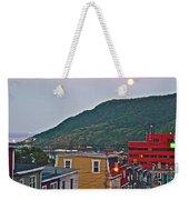 Moon Over Saint John's-nl Weekender Tote Bag