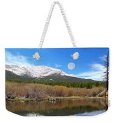Moon Over St. Malo Weekender Tote Bag