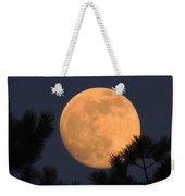 Moon Pines Weekender Tote Bag