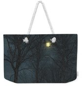 Moon Tree Weekender Tote Bag