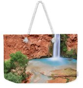Mooney Falls Weekender Tote Bag