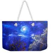 Moonglow Weekender Tote Bag