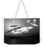 Moonlight Buckeye T 2c Training Mission Weekender Tote Bag