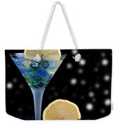 Creative - Moonlight Dark Star Cocktail Lemon Flavoured 1 Weekender Tote Bag