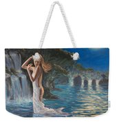 Transformed By The Moonlight Weekender Tote Bag