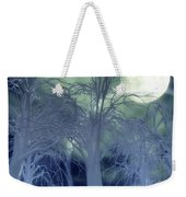 Moonlight Forest Weekender Tote Bag
