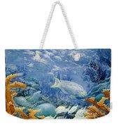 Moonlight Swim Weekender Tote Bag