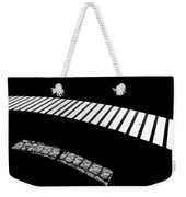 Moonlight Under The Highway Weekender Tote Bag by Bob Orsillo