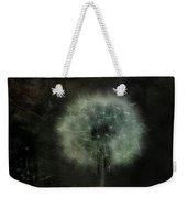 Moonlit Dandelion Weekender Tote Bag