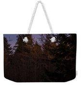 Moonlit Evening Weekender Tote Bag