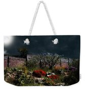 Moonlit Hillside In Africa Weekender Tote Bag